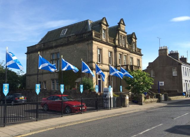 Bank House Coldstream High Street